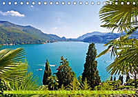 Wunderbares Tessin: Mediterranes Klima und italienisches Flair (Tischkalender 2019 DIN A5 quer) - Produktdetailbild 4