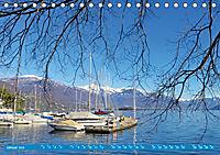 Wunderbares Tessin: Mediterranes Klima und italienisches Flair (Tischkalender 2019 DIN A5 quer) - Produktdetailbild 1
