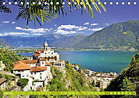 Wunderbares Tessin: Mediterranes Klima und italienisches Flair (Tischkalender 2019 DIN A5 quer) - Produktdetailbild 6
