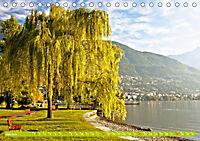 Wunderbares Tessin: Mediterranes Klima und italienisches Flair (Tischkalender 2019 DIN A5 quer) - Produktdetailbild 7