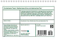 Wunderbares Tessin: Mediterranes Klima und italienisches Flair (Tischkalender 2019 DIN A5 quer) - Produktdetailbild 13