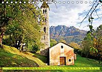 Wunderbares Tessin: Mediterranes Klima und italienisches Flair (Tischkalender 2019 DIN A5 quer) - Produktdetailbild 10
