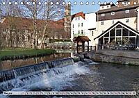 Wunderbares Thüringen - Gewässer (Tischkalender 2019 DIN A5 quer) - Produktdetailbild 5
