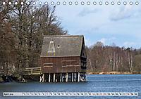 Wunderbares Thüringen - Gewässer (Tischkalender 2019 DIN A5 quer) - Produktdetailbild 4