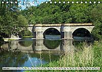 Wunderbares Thüringen - Gewässer (Tischkalender 2019 DIN A5 quer) - Produktdetailbild 6
