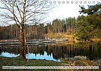 Wunderbares Thüringen - Gewässer (Tischkalender 2019 DIN A5 quer) - Produktdetailbild 11