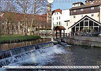 Wunderbares Thüringen - Gewässer (Wandkalender 2019 DIN A4 quer) - Produktdetailbild 12