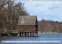 Wunderbares Thüringen - Gewässer (Wandkalender 2019 DIN A3 quer) - Produktdetailbild 4