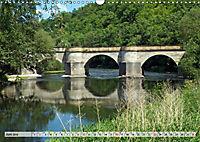 Wunderbares Thüringen - Gewässer (Wandkalender 2019 DIN A3 quer) - Produktdetailbild 6