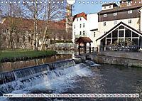 Wunderbares Thüringen - Gewässer (Wandkalender 2019 DIN A4 quer) - Produktdetailbild 5