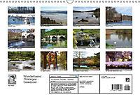 Wunderbares Thüringen - Gewässer (Wandkalender 2019 DIN A3 quer) - Produktdetailbild 13
