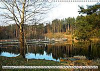 Wunderbares Thüringen - Gewässer (Wandkalender 2019 DIN A3 quer) - Produktdetailbild 11