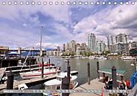 Wunderbares Vancouver - 2019 (Tischkalender 2019 DIN A5 quer) - Produktdetailbild 3