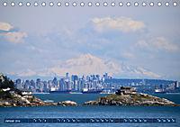 Wunderbares Vancouver - 2019 (Tischkalender 2019 DIN A5 quer) - Produktdetailbild 1
