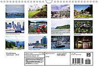 Wunderbares Vancouver - 2019 (Wandkalender 2019 DIN A4 quer) - Produktdetailbild 13