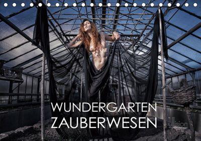 Wundergarten Zauberwesen (Tischkalender 2019 DIN A5 quer), Ulrich Allgaier