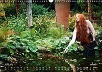 Wundergarten Zauberwesen (Wandkalender 2019 DIN A3 quer) - Produktdetailbild 6