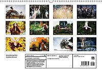 Wundergarten Zauberwesen (Wandkalender 2019 DIN A3 quer) - Produktdetailbild 13