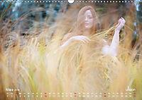 Wundergarten Zauberwesen (Wandkalender 2019 DIN A3 quer) - Produktdetailbild 3