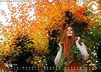 Wundergarten Zauberwesen (Wandkalender 2019 DIN A3 quer) - Produktdetailbild 10