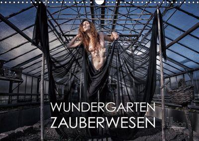 Wundergarten Zauberwesen (Wandkalender 2019 DIN A3 quer), Ulrich Allgaier