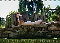 Wundergarten Zauberwesen (Wandkalender 2019 DIN A3 quer) - Produktdetailbild 7