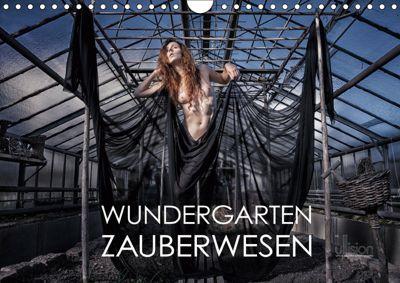 Wundergarten Zauberwesen (Wandkalender 2019 DIN A4 quer), Ulrich Allgaier