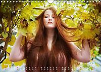 Wundergarten Zauberwesen (Wandkalender 2019 DIN A4 quer) - Produktdetailbild 5