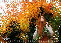 Wundergarten Zauberwesen (Wandkalender 2019 DIN A4 quer) - Produktdetailbild 10