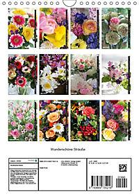 Wunderschöne Sträusse (Wandkalender 2019 DIN A4 hoch) - Produktdetailbild 13