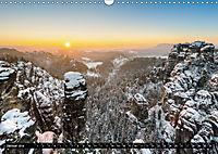 Wunderschönes Elbsandsteingebirge (Wandkalender 2019 DIN A3 quer) - Produktdetailbild 1