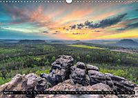 Wunderschönes Elbsandsteingebirge (Wandkalender 2019 DIN A3 quer) - Produktdetailbild 4