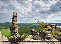 Wunderschönes Elbsandsteingebirge (Wandkalender 2019 DIN A3 quer) - Produktdetailbild 7