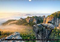 Wunderschönes Elbsandsteingebirge (Wandkalender 2019 DIN A3 quer) - Produktdetailbild 5