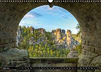 Wunderschönes Elbsandsteingebirge (Wandkalender 2019 DIN A3 quer) - Produktdetailbild 6