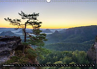 Wunderschönes Elbsandsteingebirge (Wandkalender 2019 DIN A3 quer) - Produktdetailbild 9