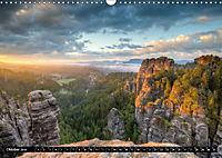 Wunderschönes Elbsandsteingebirge (Wandkalender 2019 DIN A3 quer) - Produktdetailbild 10
