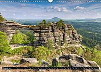 Wunderschönes Elbsandsteingebirge (Wandkalender 2019 DIN A3 quer) - Produktdetailbild 8