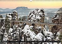 Wunderschönes Elbsandsteingebirge (Wandkalender 2019 DIN A3 quer) - Produktdetailbild 12