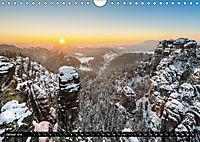 Wunderschönes Elbsandsteingebirge (Wandkalender 2019 DIN A4 quer) - Produktdetailbild 1