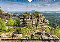 Wunderschönes Elbsandsteingebirge (Wandkalender 2019 DIN A4 quer) - Produktdetailbild 8