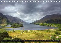 Wunderschönes Schottland (Tischkalender 2019 DIN A5 quer) - Produktdetailbild 1