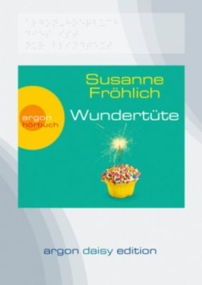 Wundertüte, 1 MP3-CD (DAISY Edition), Susanne Fröhlich
