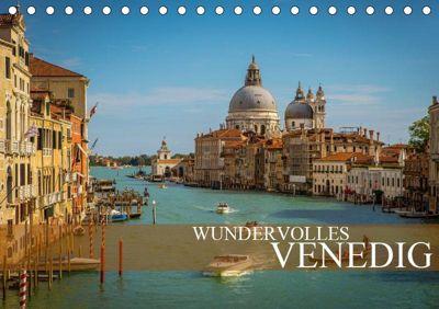 Wundervolles Venedig (Tischkalender 2019 DIN A5 quer), Dirk Meutzner
