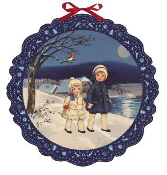 Wunderweiße Weihnacht; Magically White Christmas; Mon beau Noel blanc, Christina Kölsch