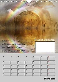 Wunsch- und Zauberkalender (Wandkalender 2019 DIN A4 hoch) - Produktdetailbild 3
