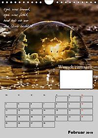 Wunsch- und Zauberkalender (Wandkalender 2019 DIN A4 hoch) - Produktdetailbild 2