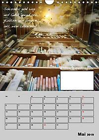 Wunsch- und Zauberkalender (Wandkalender 2019 DIN A4 hoch) - Produktdetailbild 5