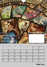 Wunsch- und Zauberkalender (Wandkalender 2019 DIN A4 hoch) - Produktdetailbild 6