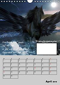 Wunsch- und Zauberkalender (Wandkalender 2019 DIN A4 hoch) - Produktdetailbild 4